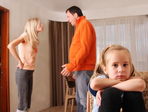 How Divorce Affects Kids' Emotional Development